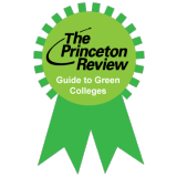 The Princeton Review Guide to Green Colleges Logo