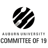 Auburn University Committee of 19 Logo