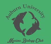 Logo for Auburn University Marine Biology Club