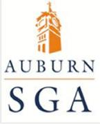 Auburn SGA logo