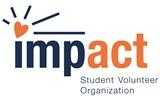 Impact Student Volunteer Organization Logo