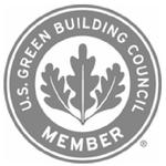 USGBC Logo_Grayscale