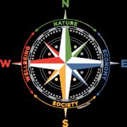 Sustainability Compass Icon