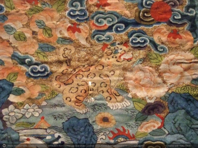 Image of a tapestry