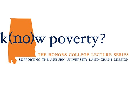 K(no)w Poverty? Lecture with Prof. Rusty Smith @ Haley Room 2370 | Auburn | Alabama | United States