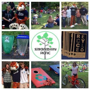 Photos from Sustainability Picnic 2015