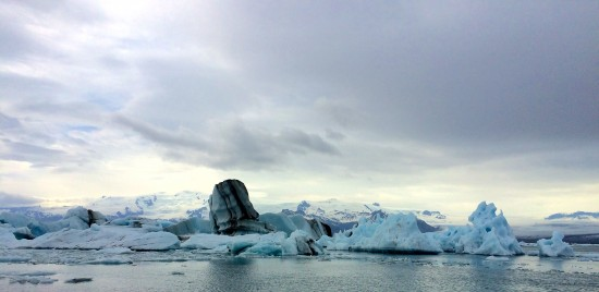 Photo of Jokulsarlon Ice Lagoon, Iceland.