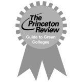 Logo of Princeton Review Guide to Green Colleges