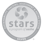 Auburn University received a Silver STARS rating for our latest assessment.