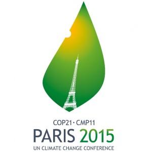 The 2015 UN Climate Change Conference is in Paris Logo