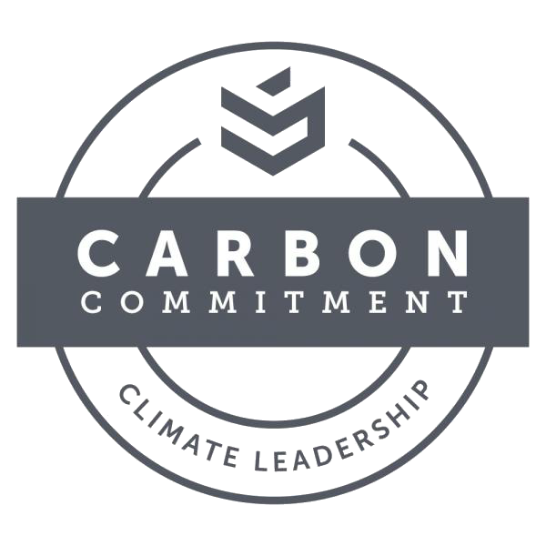 Carbon Commitment logo
