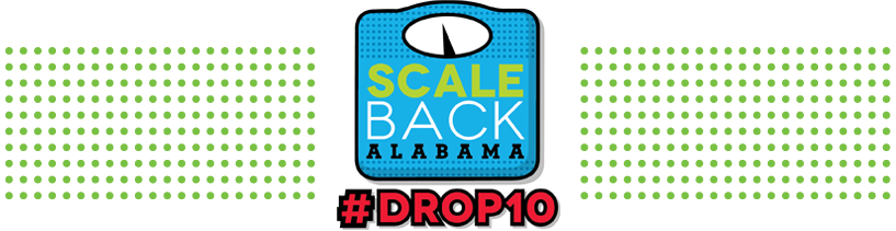 Drop In and #Drop10 with Scale Back Alabama