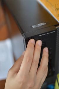 Photo of Computer Shutdown