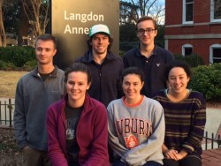 Photo of Group of Student Interns 2015 -2016