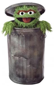 Photo of Oscar the Grouch