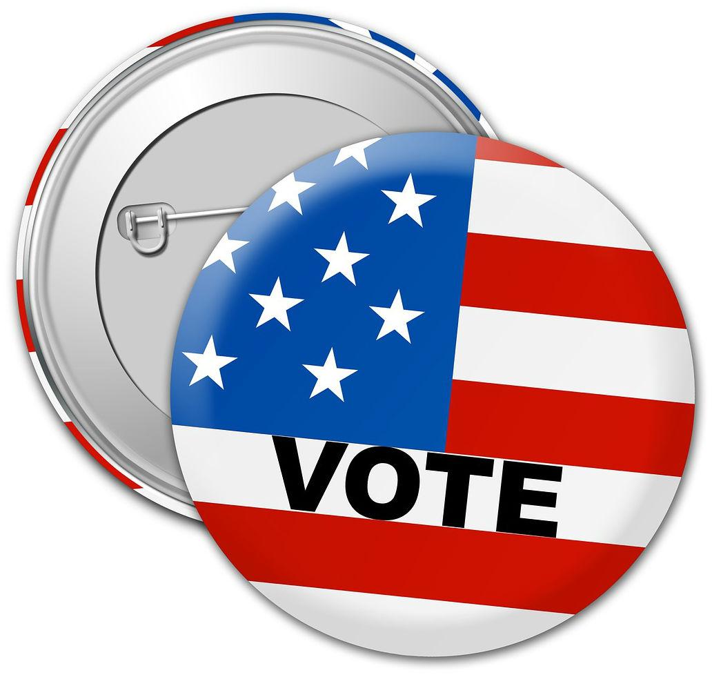 Photo of a Vote Button