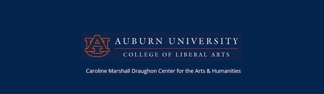 Logo fo for Caroline Marshall Draughon Center for the Arts & Humanities