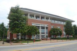 Photo of the Miller Gorrie Center