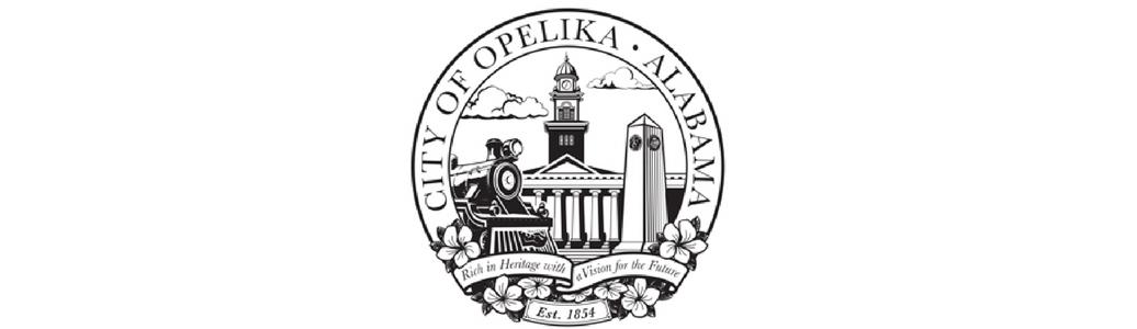 City of Opelika logo