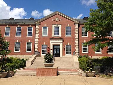 Photo of Auburn University's Tichenor Hall