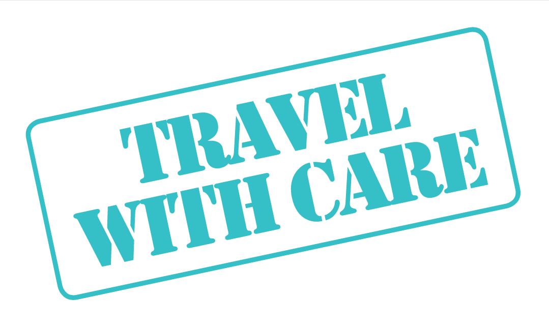 Logo for Travel with Care