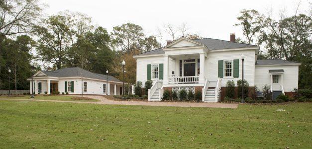 Photograph of Auburn's Pebble Hill