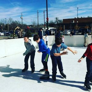 Ice Skating in Auburn