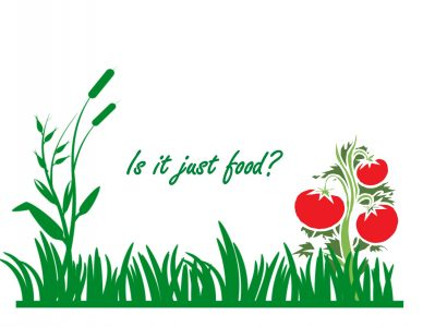 Is it just food logo