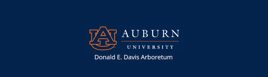 Logo for Donald E. Davis Arboretum