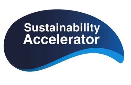 Logo for Sustainability Accelerator