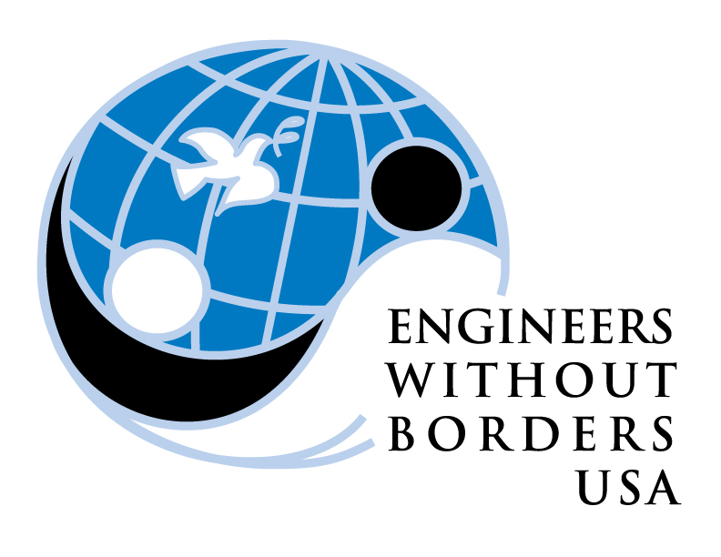 Logo for Engineers without Borders USA