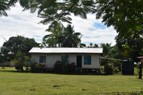 Fiji House Photo