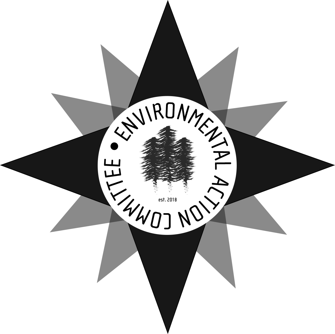 Logo for the Environmental Action Committee