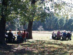 Round Table Discussion at Regional Food & Farm Forum in Mentone, Photo Credit: Alice Evans