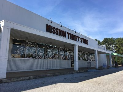 Photo of Mission Thrift Store in Auburn