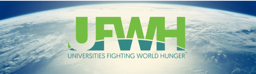 Universities Fighting World Hunger logo