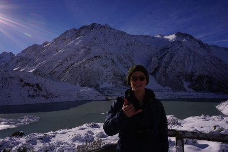Photo of Student in New Zealand