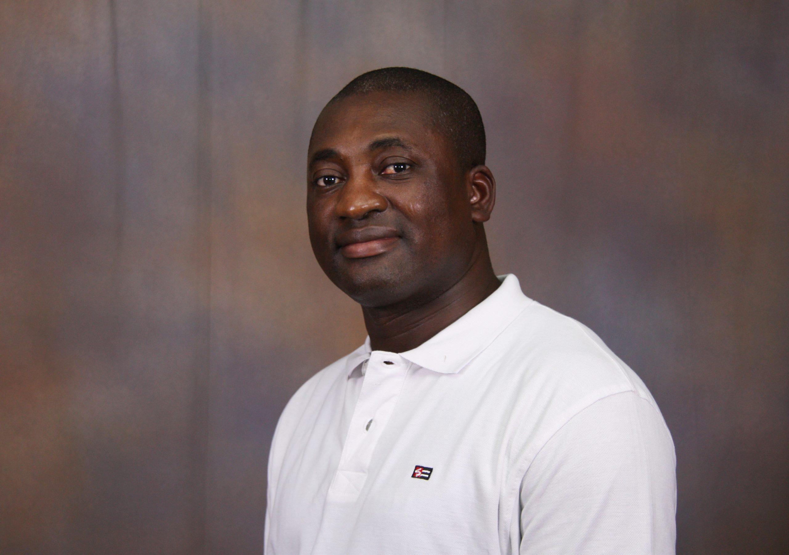 Photo of Dr. Hayford Nsiah