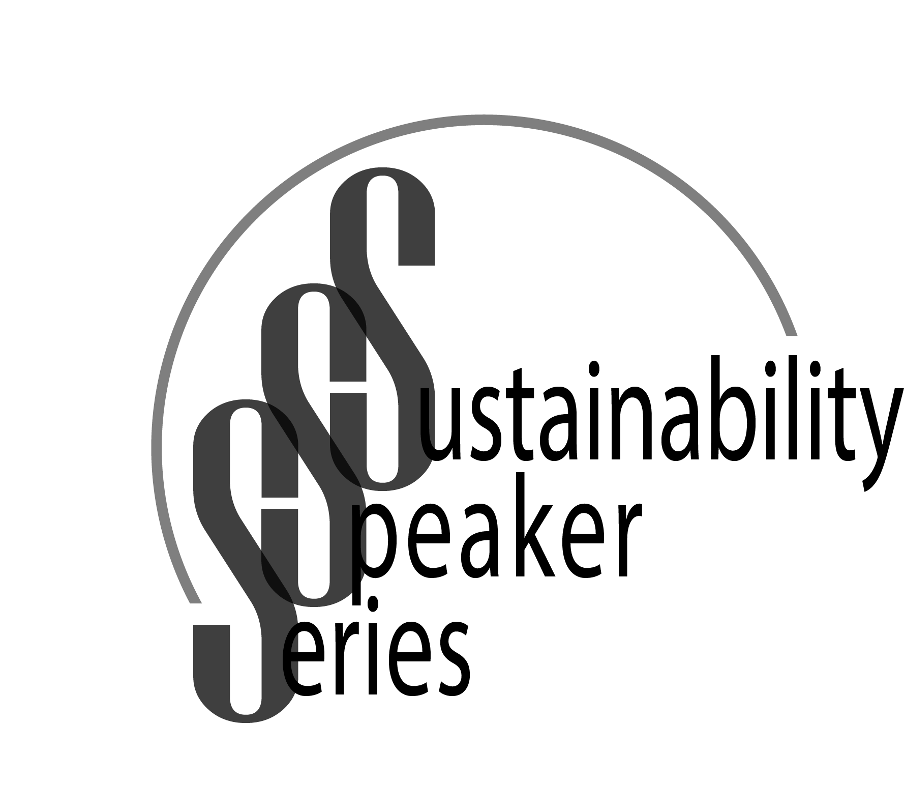 Sustainability Speaker Series logo