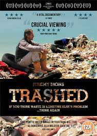Trashed movie -Cover