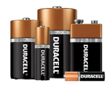 Picture of Alkaline Batteries