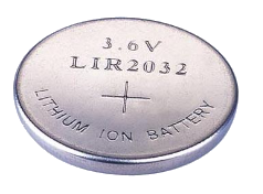 Picture of a Lithium Ion Battery