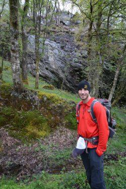 Scott Dirksen in Scotland