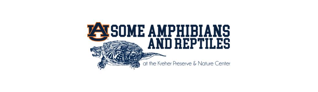 AUsome Amphibians and Reptiles Logo