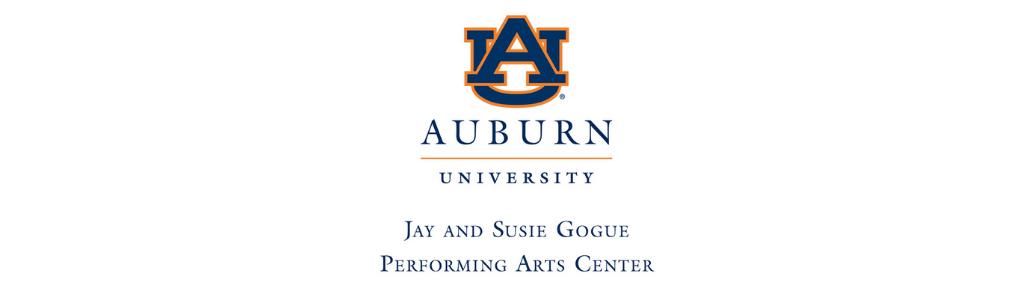 Gogue Preforming Arts Center Logo