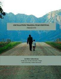Oscillation Transia film flyer