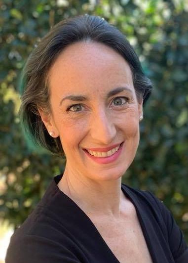 Photograph of Dr. Sarah Hamilton