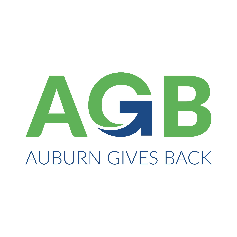 Auburn Gives Back Logo