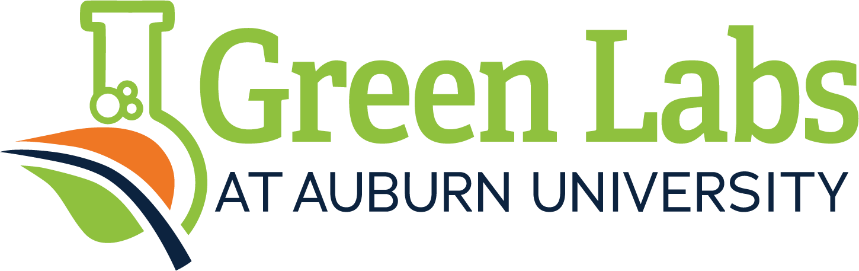 Logo for Green Labs at Auburn University